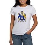 Bowles Family Crest Women's T-Shirt