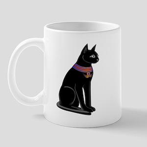 Egyptian Cat Goddess Bastet Mug