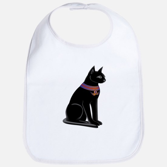 Egyptian Cat Goddess Bastet Bib
