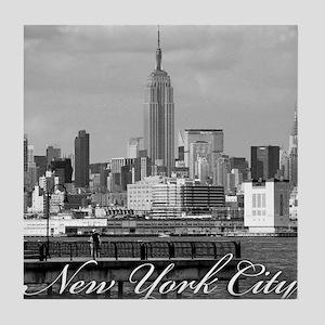 New York Pro Photo Tile Coaster