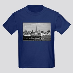 New York Pro Photo Kids Dark T-Shirt