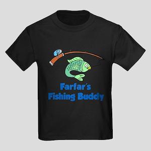Farfars Fishing Buddy T-Shirt