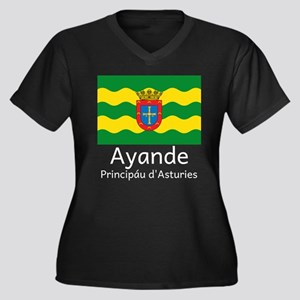 Ayande DS Plus Size T-Shirt