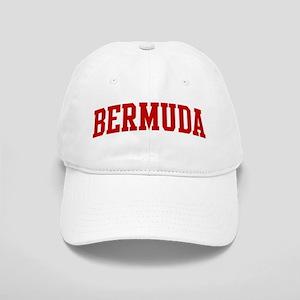 BERMUDA (red) Cap