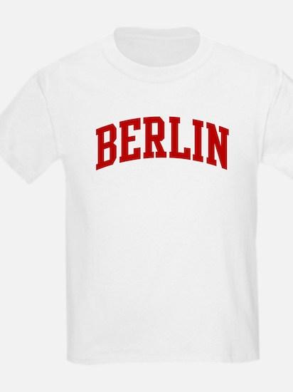 BERLIN (red) T-Shirt