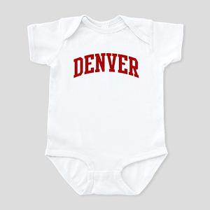 DENVER (red) Infant Bodysuit