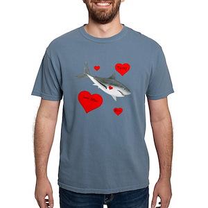 061c6fcd Valentines Day Men's Comfort Color® T-Shirts - CafePress