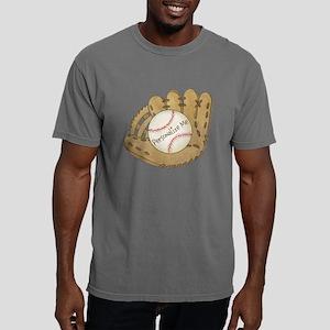 Baseball Mens Comfort Colors Shirt