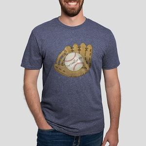 Baseball Mens Tri-blend T-Shirt