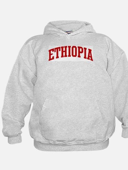 ETHIOPIA (red) Hoodie