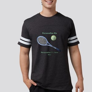 Personalized Tennis Mens Football Shirt