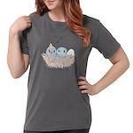 Baby Bird Womens Comfort Colors Shirt