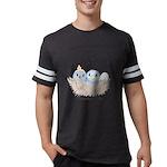 Baby Bird Mens Football Shirt