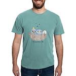 Baby Bird Mens Comfort Colors Shirt