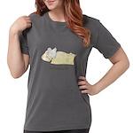 Sleeping Mouse Womens Comfort Colors Shirt