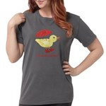 Personalized Duck Womens Comfort Colors Shirt