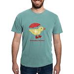 Personalized Duck Mens Comfort Colors Shirt