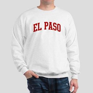 EL PASO (red) Sweatshirt