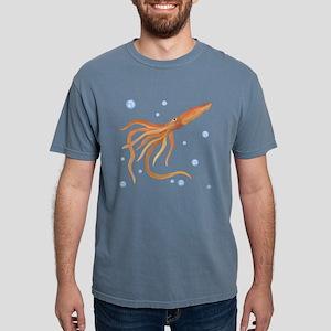 Squid Mens Comfort Colors Shirt
