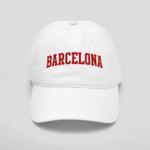 BARCELONA (red) Cap
