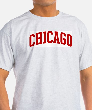 CHICAGO (red) T-Shirt