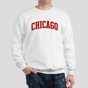 CHICAGO (red) Sweatshirt
