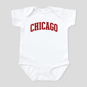 CHICAGO (red) Infant Bodysuit