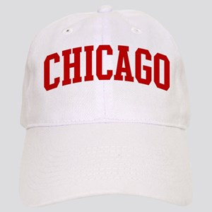 CHICAGO (red) Cap