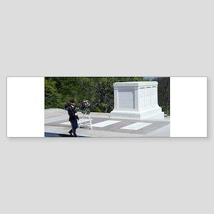 Tomb of Unknown Soldier Bumper Sticker