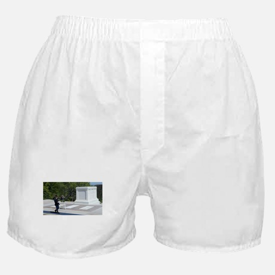 Tomb of Unknown Soldier Boxer Shorts