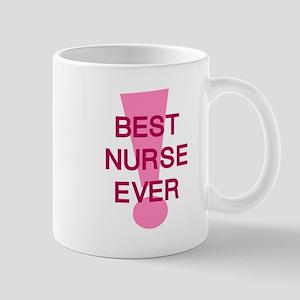 Best Nurse Ever! Mugs