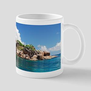 Tropical Island Mugs