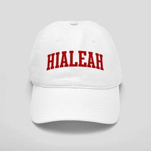 HIALEAH (red) Cap