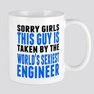 Taken By The Worlds Sexiest Engineer Mugs