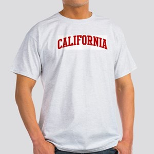 CALIFORNIA (red) Light T-Shirt