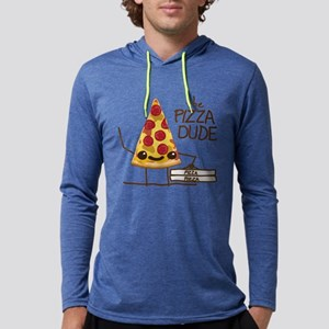 The Pizza Dude Long Sleeve T-Shirt