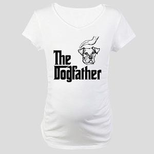 Catahoula Bulldog Maternity T-Shirt