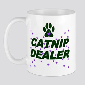 CATNIP DEALER double-sided Mug