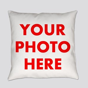 Add Your Own Image Everyday Pillow
