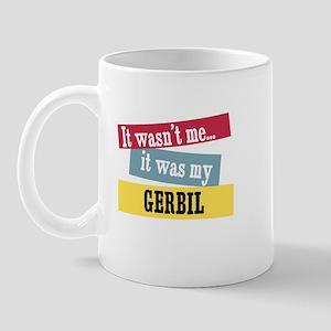 Gerbil Mug