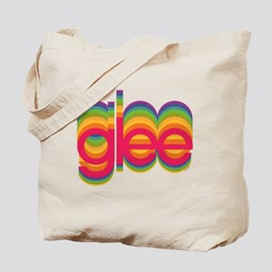 Glee Colorful Logo Tote Bag