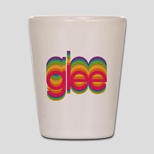 Glee Colorful Logo Shot Glass