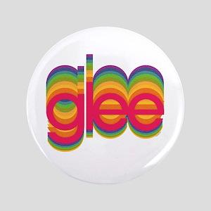 Glee Colorful Logo Button