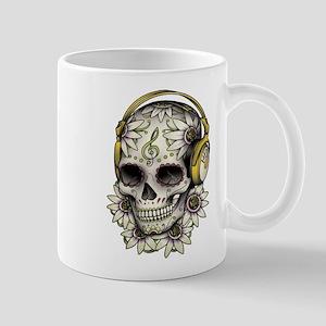 Sugar Skull 008 Mugs