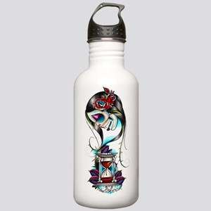 Sugar Skull 010 Water Bottle