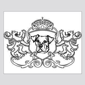 Catahoula Bulldog Small Poster