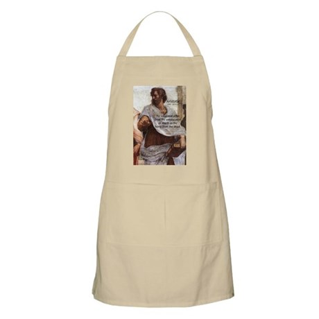 Wise Quotations: BBQ Apron