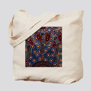 AUSTRALIAN ABORIGINAL FERTILITY ART 2 Tote Bag