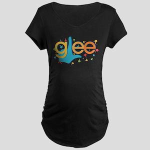 Glee Finger Maternity Dark T-Shirt