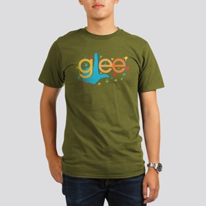 Glee Finger Organic Men's T-Shirt (dark)